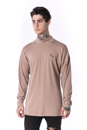 TheG Clothing - Męski panelled golf 17