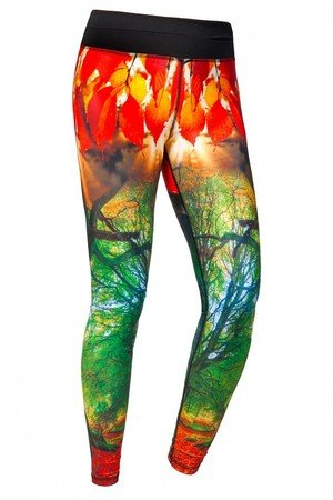 FeelJ! - THERMO WARMED LEGGINGS AUTUMN