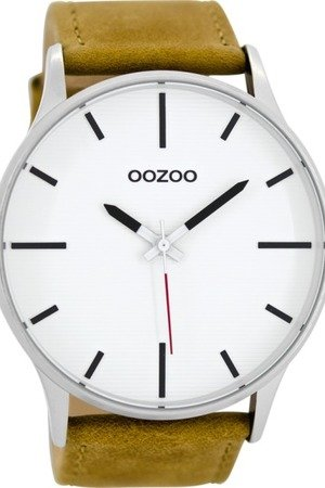 Zegarek oozoo c8550 brown white