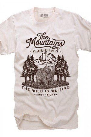 NINETY EIGHT CLOTHING - The Mountains