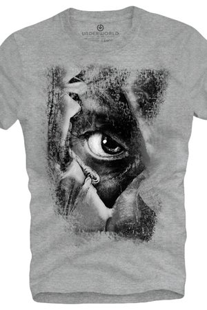 Underworld - T-shirt UNDERWORLD Ring spun cotton Eye