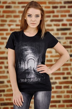 Underworld - Koszulka UNDERWORLD Ring spun cotton Follow