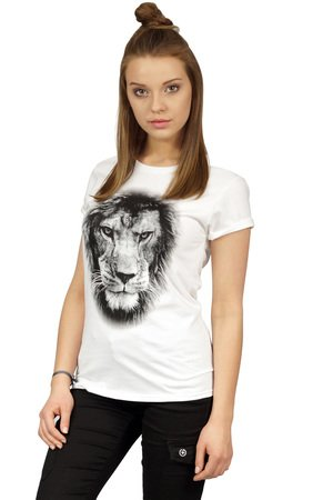 Underworld - Koszulka UNDERWORLD Ring spun cotton Lion