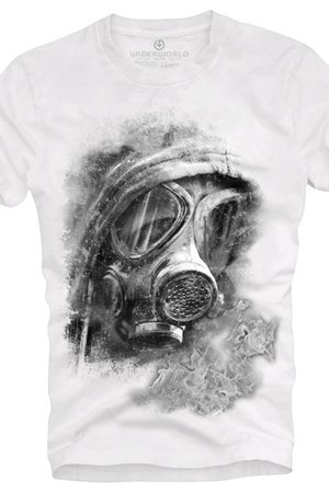 Underworld - T-shirt UNDERWORLD Ring spun cotton Maska