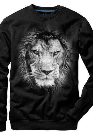 Bluza underworld casual lion