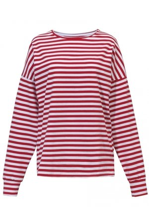 The Hive - RED STRIPES LONGSLEEVE