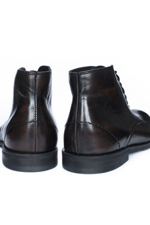 Boyd boots in antique leather limited ed