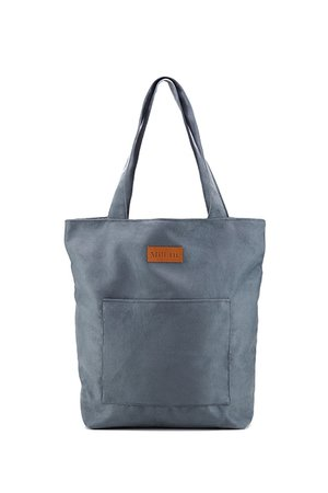 Mili-tu - Duża torba typu shopper Mili Chic MC4 - grey
