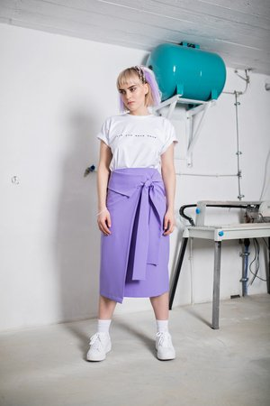 REST_FActory - Lilac Enve Skirt