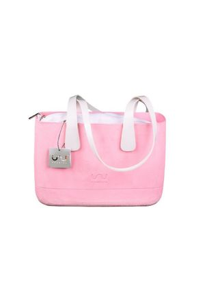 Doubleu bag - TORBA MEDIUM ROUGH PINK