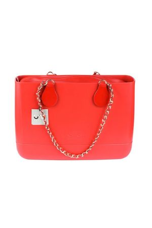 Doubleu bag - TORBA LARGE LUX RED