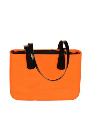 Doubleu bag - TORBA LARGE ROUGH ORANGE