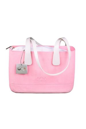 Doubleu bag - TORBA LARGE ROUGH PINK