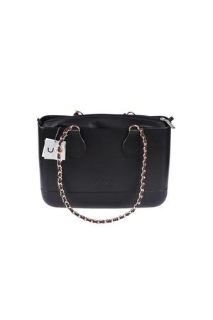 Doubleu bag - TORBA MEDIUM LUX BLACK