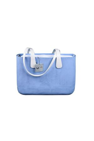 Doubleu bag - TORBA MEDIUM ROUGH BLUE