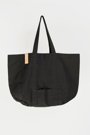PROUDLY DESIGNED - REGULAR STREET BAG - Czarna