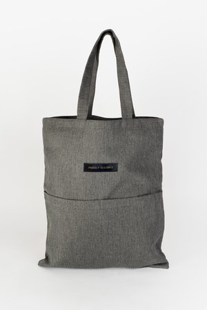 PROUDLY DESIGNED - NORDIC BAG - Szara