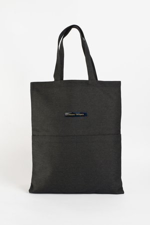 PROUDLY DESIGNED - NORDIC BAG - Czarna