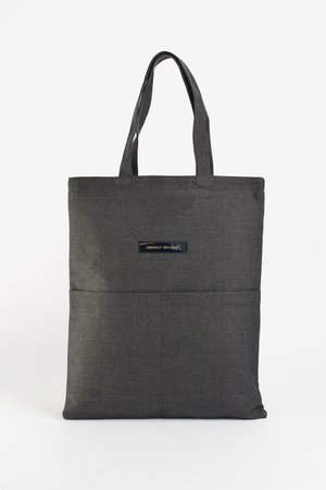 PROUDLY DESIGNED - NORDIC BAG - Grafitowa