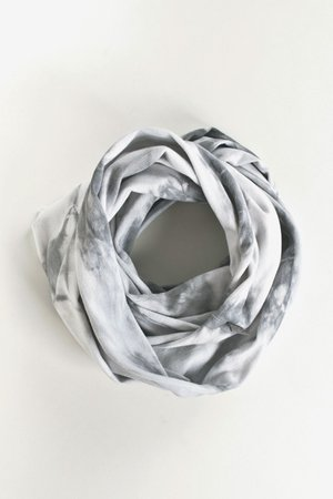 PROUDLY DESIGNED - MARBLE INFINITY SCARF