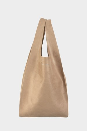 PROUDLY DESIGNED - HOBO BAG - Karmelowa