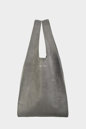 PROUDLY DESIGNED - HOBO BAG - Szara