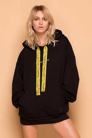 Animals Wave - Lost In Chaos Hoodie Bluza