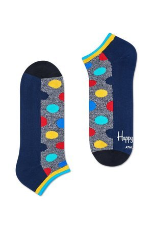 HAPPY SOCKS - Skarpetki Happy Socks Low Socks Athletic ATBDO05-9002