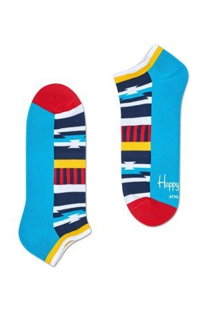 HAPPY SOCKS - Skarpetki Happy Socks Low Socks Athletic ATINS05-4000