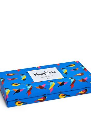 HAPPY SOCKS - Giftbox Happy Socks - Forest 4Pack (XFOR09-8000)