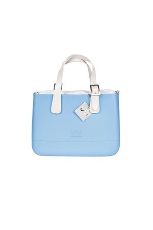 Doubleu bag - TORBA MEDIUM BASIC BLUE