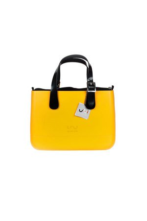 Doubleu bag - TORBA MEDIUM PRIMA YELLOW