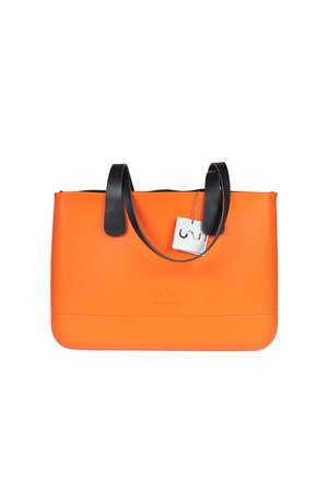 Doubleu bag - TORBA LARGE ELEGANT ORANGE