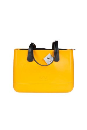 Doubleu bag - TORBA LARGE ELEGANT YELLOW