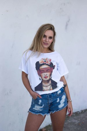 GAU great as You - FRIDA BLIND t-shirt oversize