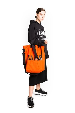 CARGO by OWEE - Torba CLASSIC orange MEDIUM