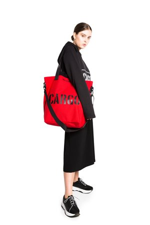 CARGO by OWEE - Torba CLASSIC red MEDIUM