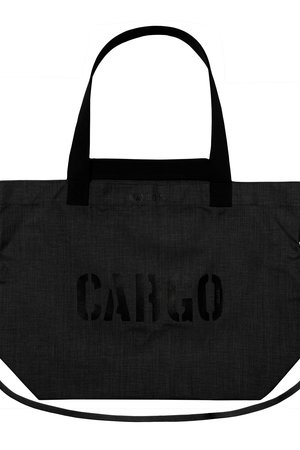 CARGO by OWEE - Torba CLASSIC black LARGE