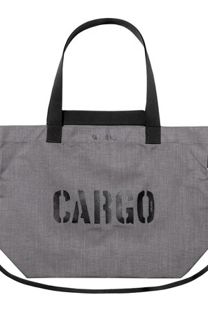 CARGO by OWEE - Torba CLASSIC grey LARGE