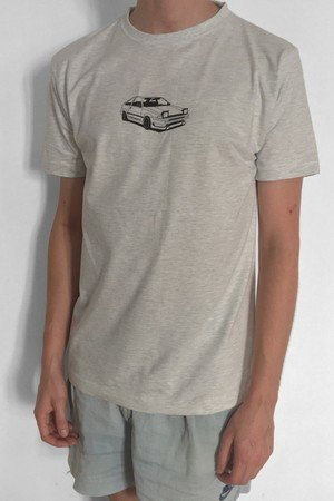 MSZZ - Vehicle Gray Tee