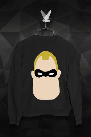 FailFake - Bluza Mr. Incredible - Damska